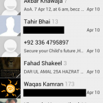SMS Inbox, Overview