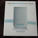 Tenda Portable 3G wireless router 3G150B