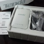 Unboxing Tenda Portable 3G wireless router 3G150B