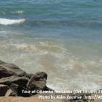 SriLanka tour - Sea Side