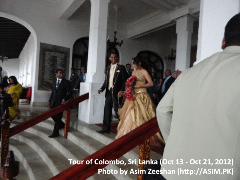 SriLanka tour - Newly Weds