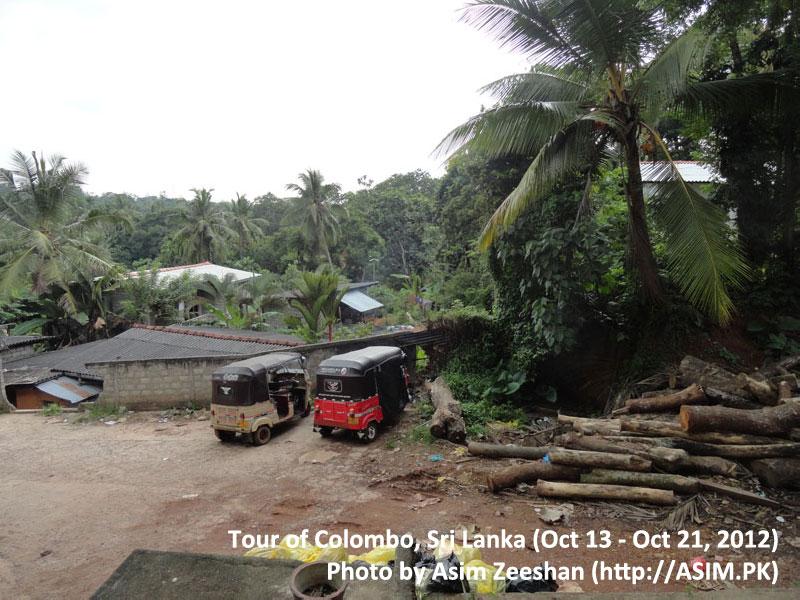 SriLanka tour - Not so developed Sri Lanka
