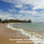 SriLanka tour - Hikkaduwa Beach