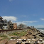 SriLanka tour - Near Galle Road
