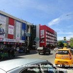 SriLanka tour - Galle Road Colombo