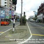 SriLanka tour - Roads