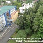 SriLanka tour - A University